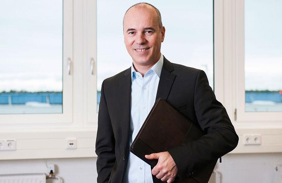 Hans Ulrich Gruber, ihrPersonalberater Portrait