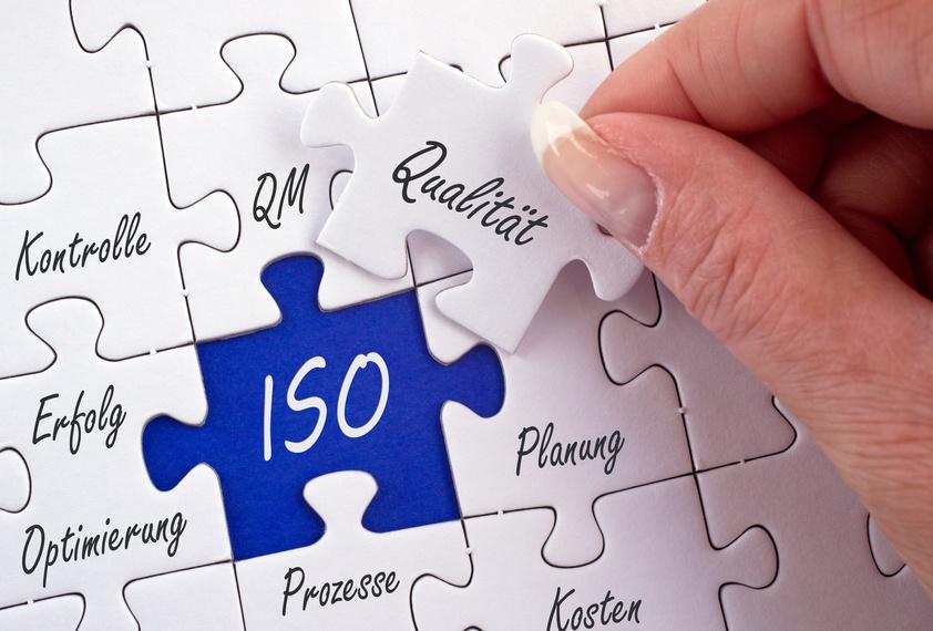 ISO und Qualität